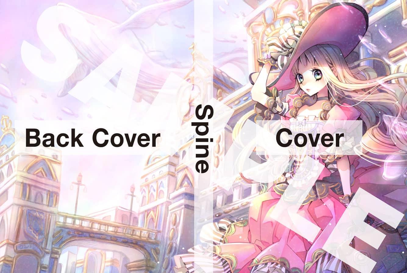 Cover illustration range