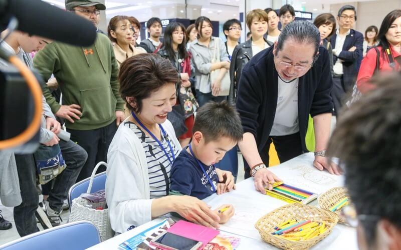 熊本国際漫画祭2017の様子