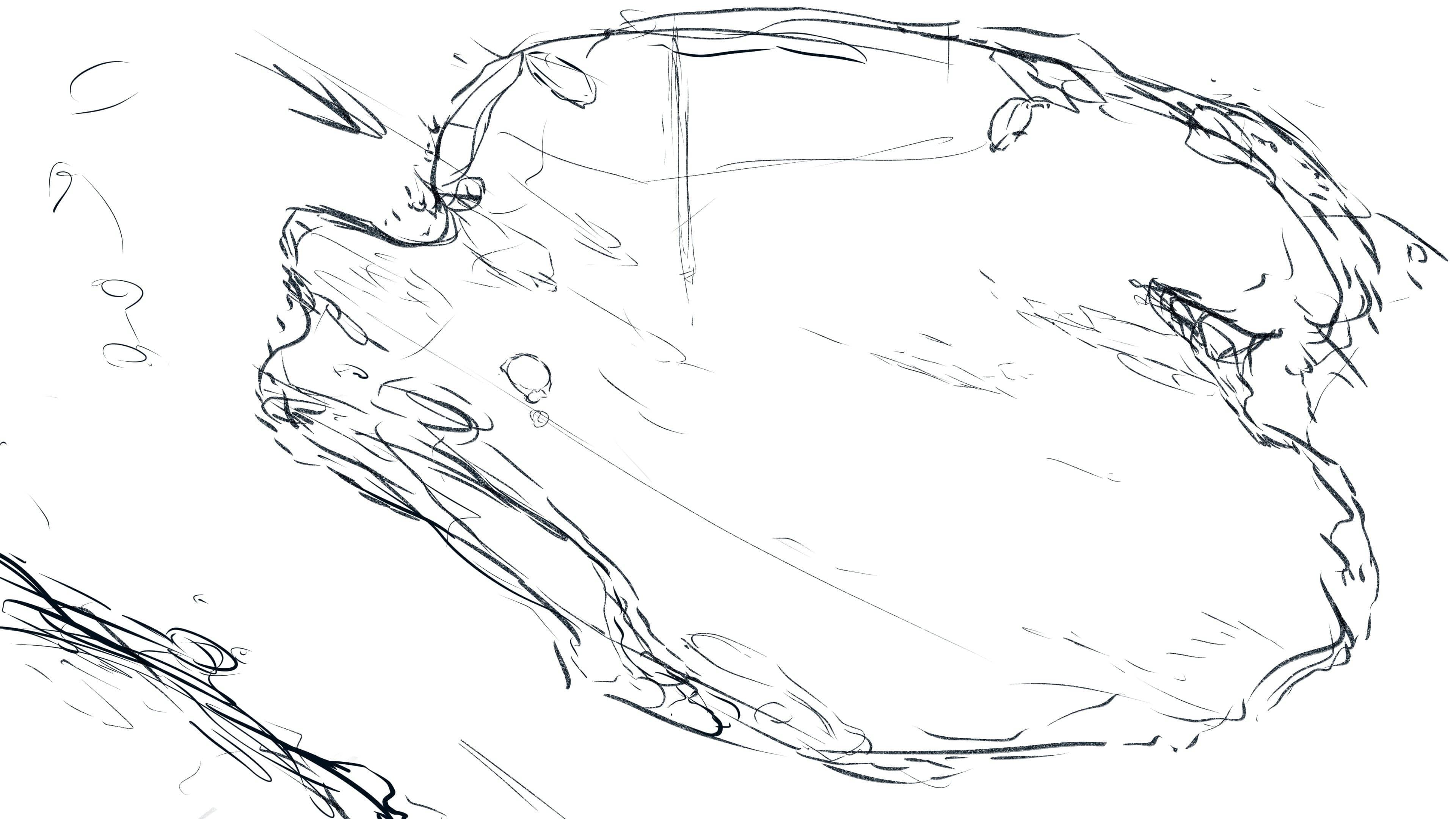 [CLIP STUDIO PAINT] How to Draw a Digital Landscape